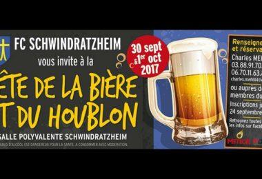 30 septembre 2017 – Fête de la bière et du houblon à Schwindratzheim