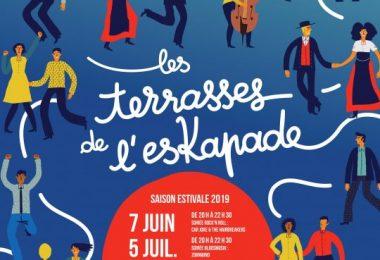 05 juillet 2019 – Terrasses de l'Escapade à Truchtersheim