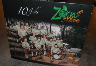 CD – Zorwind 10 Johr (2019)